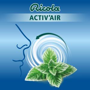 RICOLA Activ'Air sensation de respiration libérée