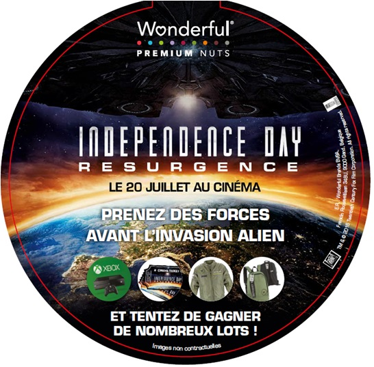 independence day film wonderful nuts