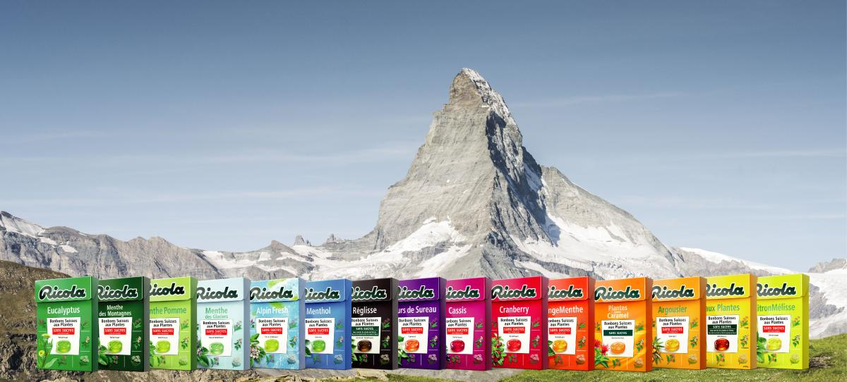 Solinest, distributeur exclusif de ricola en France